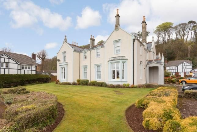 Thumbnail Flat for sale in Northfield Park, Largs, North Ayrshire, Scotland