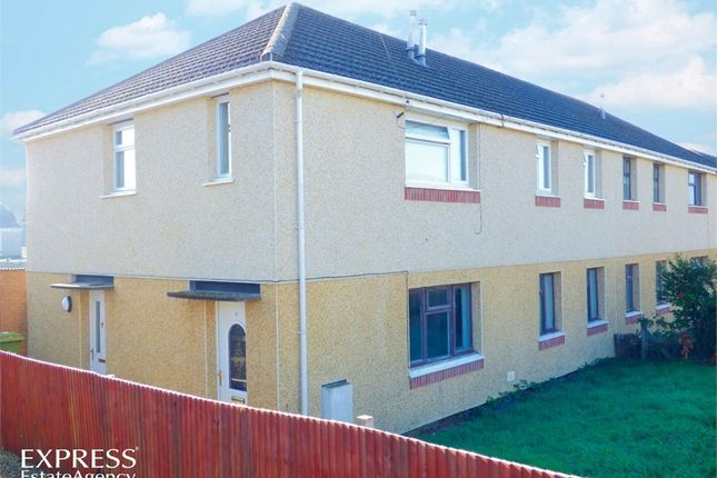 Thumbnail Flat for sale in Haman Place, Gelligaer, Hengoed, Caerphilly