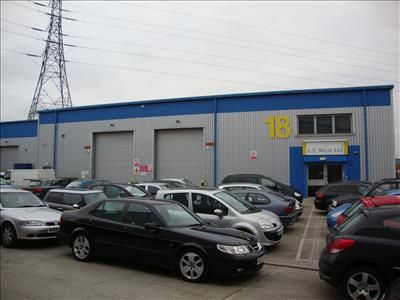 Thumbnail Light industrial for sale in Unit 18, The Io Centre, 59-71 River Road, Barking, Essex