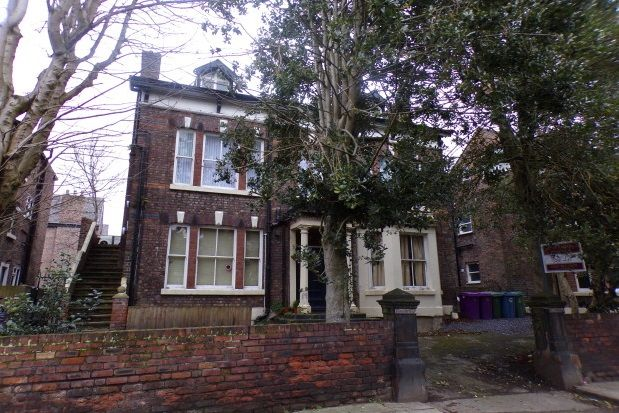 2 bed flat to rent in Ivanhoe Road, Aigburth, Liverpool