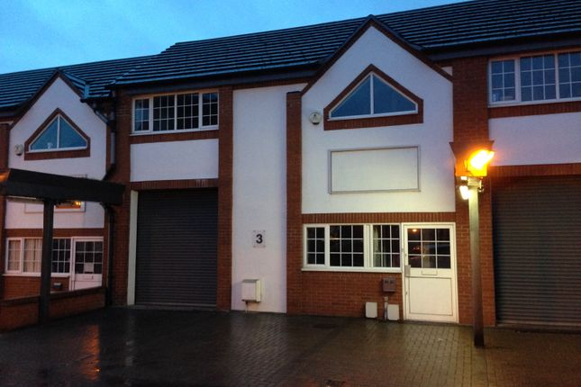 Thumbnail Office for sale in Silver End Business Park, Brierley Hill