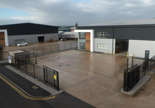 Thumbnail Light industrial to let in Unit 3, The Powerstation, Thermal Road, Wirral International Business Park, Bromborough, Wirral