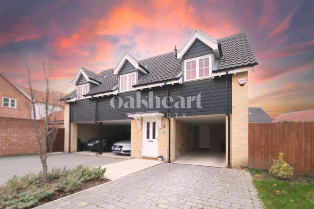 2 bed detached house for sale in Ringlet Lane, Stanway, Colchester CO3