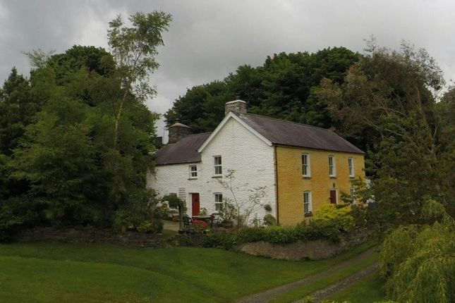 Thumbnail Detached house for sale in Tegryn, Llanfyrnach