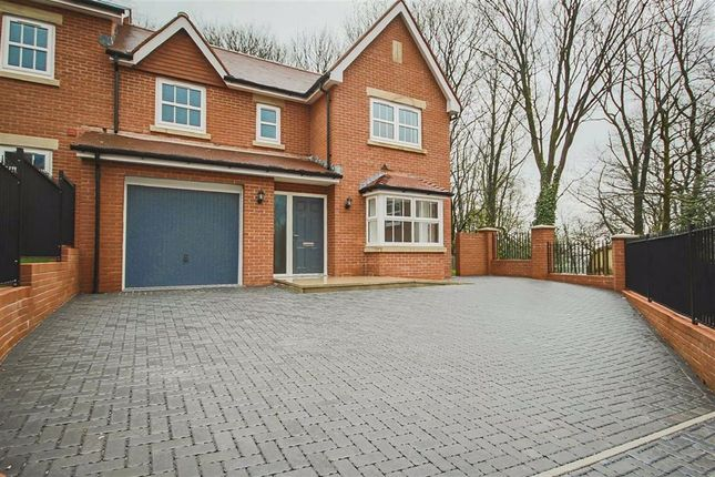 Thumbnail Semi-detached house for sale in Hilltop Mews, Baxenden, Accrington