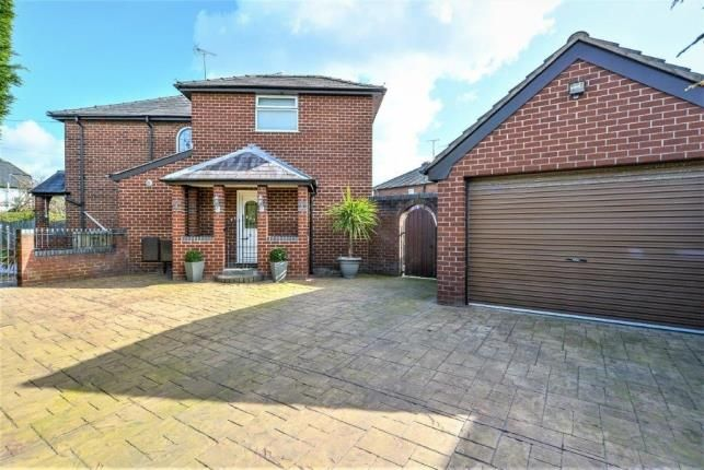 Thumbnail Semi-detached house for sale in Stanton Drive, Upton, Chester, Cheshire