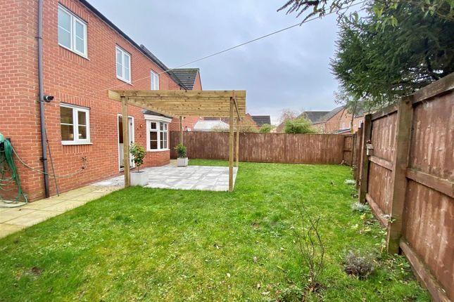 Rear Garden 2 of Whitington Close, Little Lever, Bolton BL3