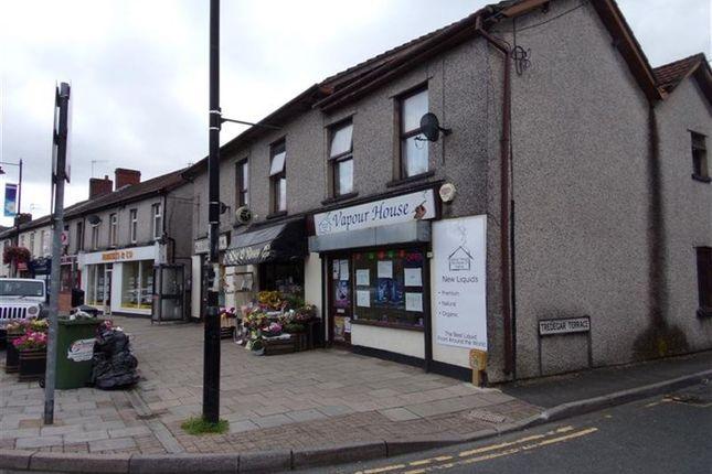 Thumbnail Flat to rent in Tredegar Street, Risca, Newport