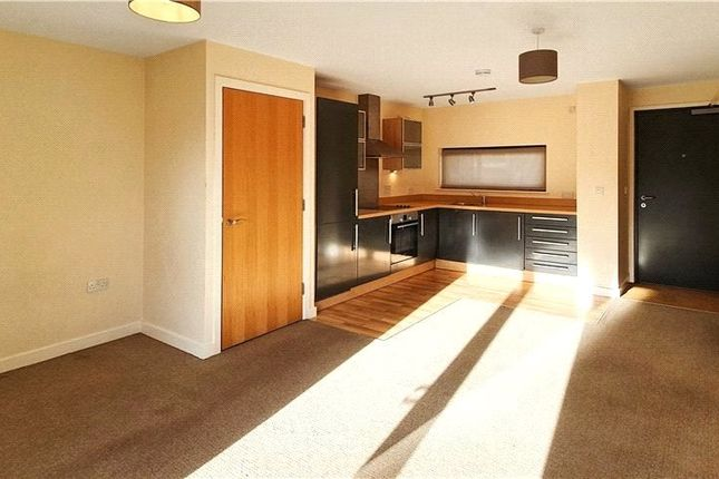 Living Area of Studio Apartment, Ashman Bank, Geoffrey Watling Way, Norwich NR1