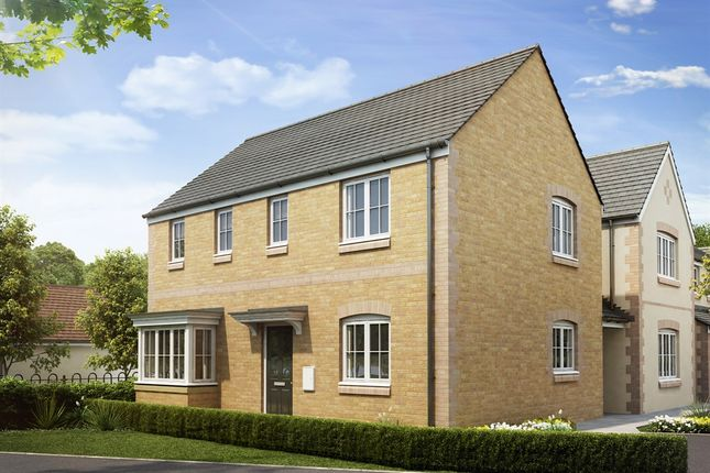 """Thumbnail Detached house for sale in """"The Clayton"""" at Thame Park Road, Thame"""