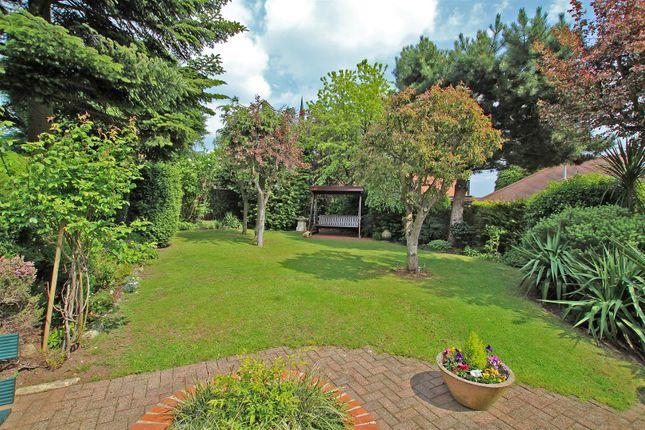 Garden of Friday Lane, Gedling Village, Nottingham NG4