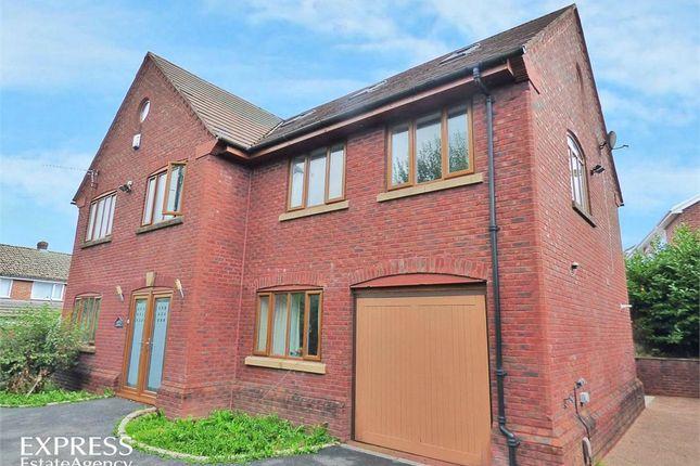 Thumbnail Detached house for sale in Denbydale Way, Royton, Oldham, Lancashire