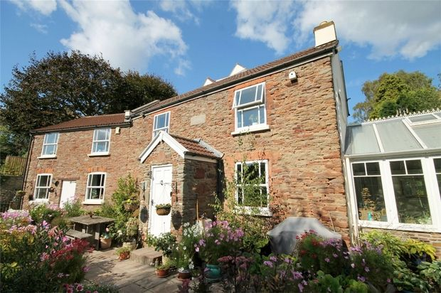 Thumbnail Detached house for sale in Pearces Hill, Frenchay, Bristol