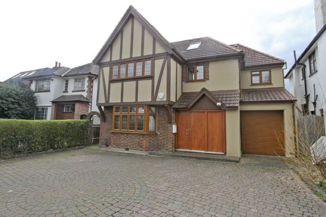 Thumbnail Detached house for sale in Watford Road, Harrow, Middlesex
