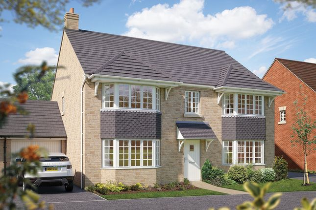 """Thumbnail Detached house for sale in """"The Ascot"""" at Townsend Road, Shrivenham, Swindon"""