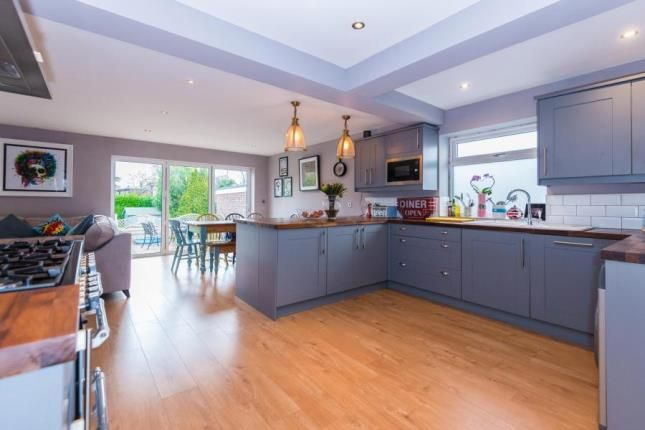 Thumbnail Bungalow for sale in Hanging Hill Lane, Hutton, Brentwood, Essex