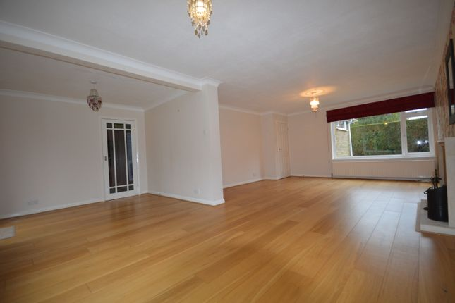 Thumbnail Detached house to rent in The Cedars, Reigate