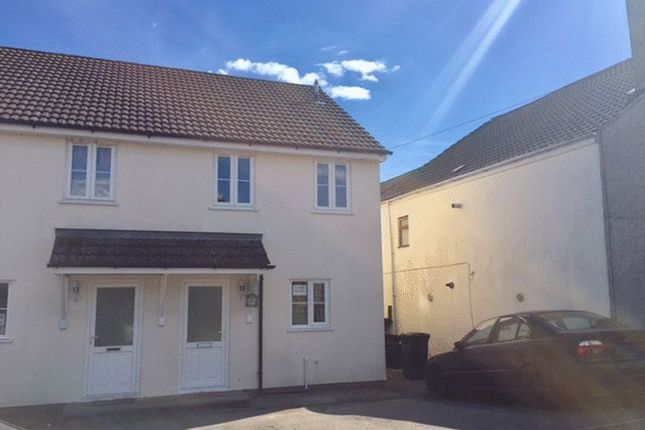 Thumbnail Semi-detached house to rent in Campbell Road, Broadwell, Coleford