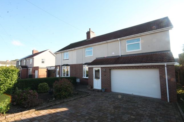 Thumbnail Semi-detached house for sale in Norman Road, Rowlands Gill