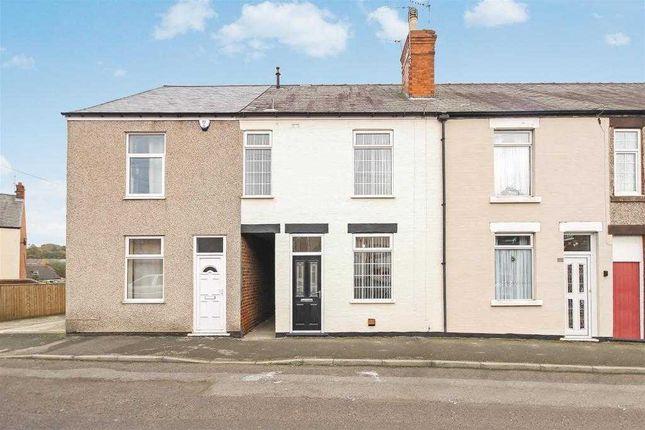 Thumbnail Terraced house to rent in Derby Road, Chesterfield