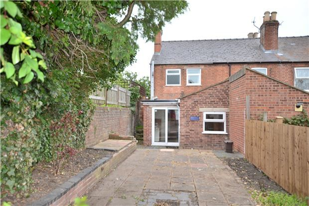 Thumbnail End terrace house for sale in Belgrove Terrace, Brook Street, Gloucester