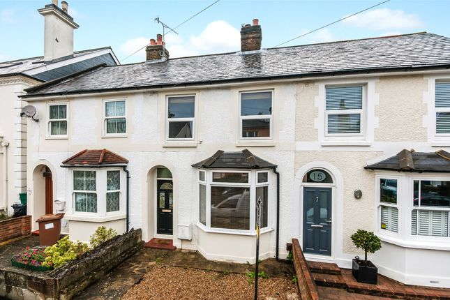 Thumbnail Terraced house to rent in Glovers Road, Reigate, Surrey