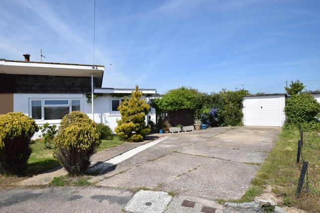 Thumbnail Bungalow for sale in Haven Close, Pevensey Bay