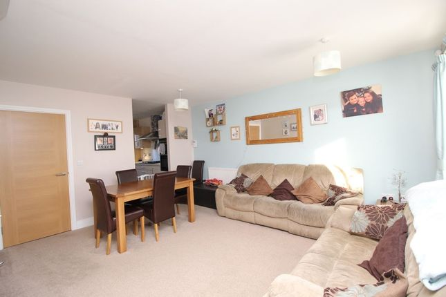 Thumbnail Terraced house for sale in Longford Way, Staines-Upon-Thames