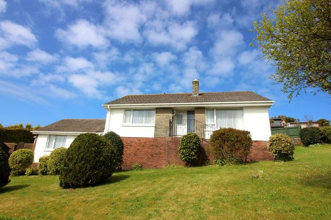 Thumbnail Bungalow for sale in Fairfield, Ilfracombe