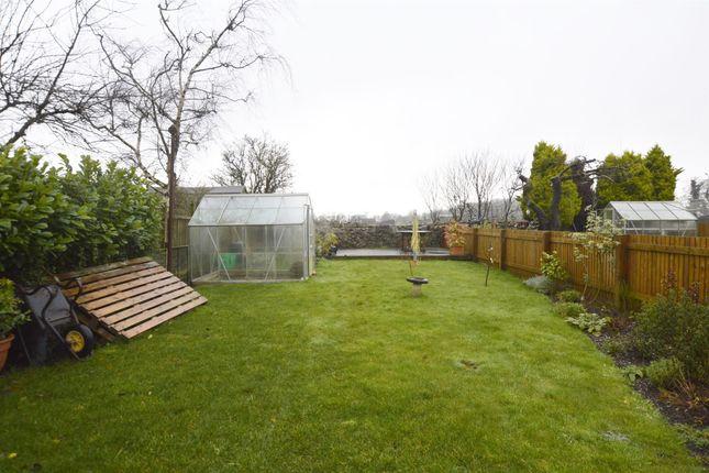 Rear Garden 2 of Mendip Villas, Wells Road, Emborough, Radstock BA3