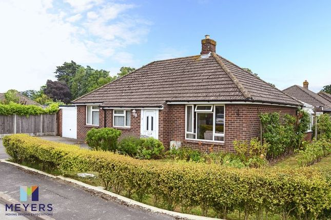 Thumbnail Detached bungalow for sale in Green Lane, Crossways