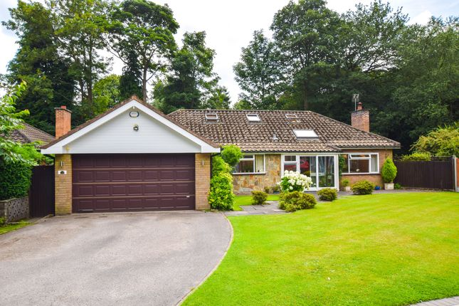 Thumbnail Bungalow for sale in Tudor Hill, Sutton Coldfield, West Midlands