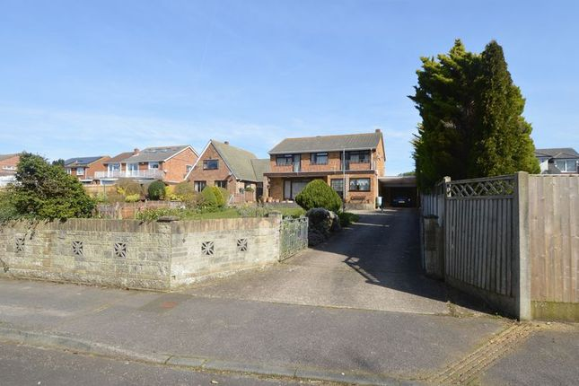 Thumbnail Detached house for sale in Dormy Way, Gosport, Hampshire