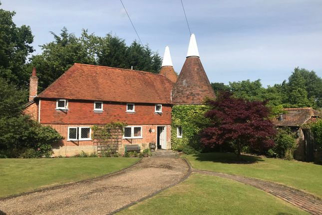 Thumbnail Detached house for sale in Oast House & Outbuildings, Wenbans Lane, Wadhurst