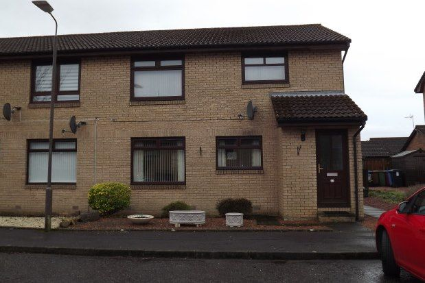 Thumbnail Flat to rent in Campbell Drive, Larbert