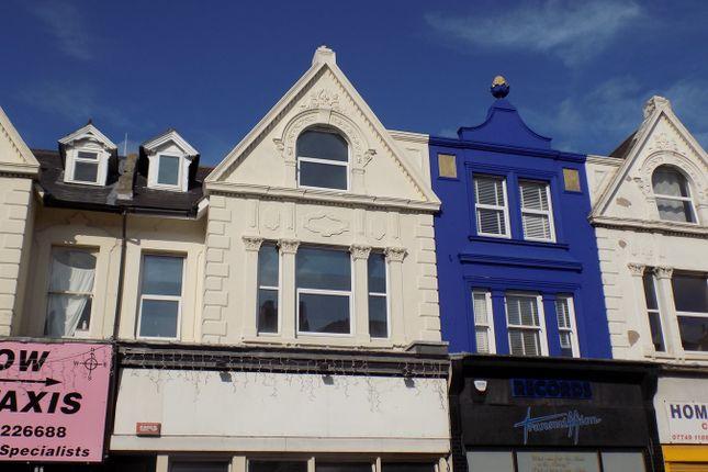 Thumbnail Maisonette to rent in Northdown Road, Cliftonville, Margate