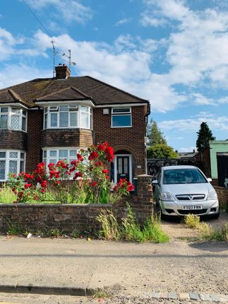 Thumbnail Semi-detached house for sale in Wingate Road, Luton