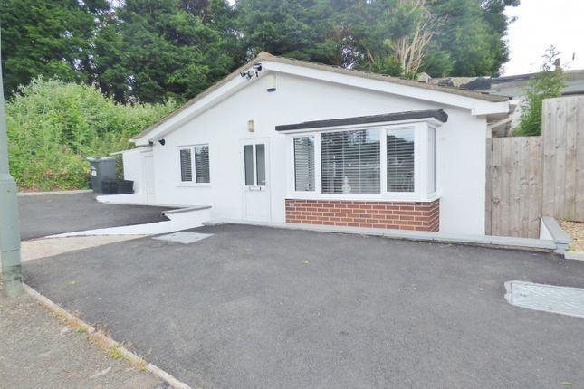 Thumbnail Detached bungalow for sale in Blake Close, Torquay