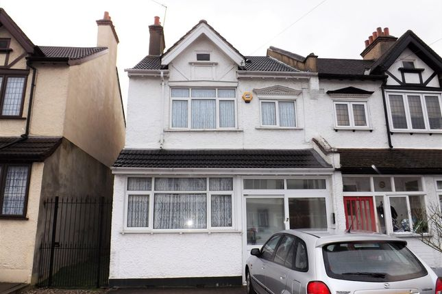 Thumbnail Semi-detached house for sale in Stanley Road, Croydon