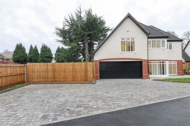 Thumbnail Detached house for sale in Newcourt Gardens, Solihull, West Midlands