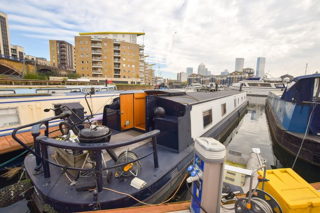 1 bed houseboat for sale in Lacose, Limehouse Basin E14