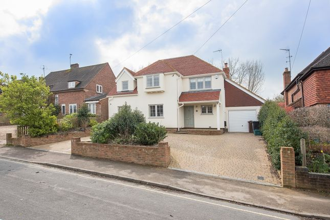 Thumbnail Detached house to rent in Grasmere Avenue, Harpenden