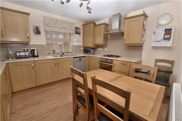 Thumbnail Detached house to rent in Wainfleet Avenue Kingsway, Quedgeley, Gloucester