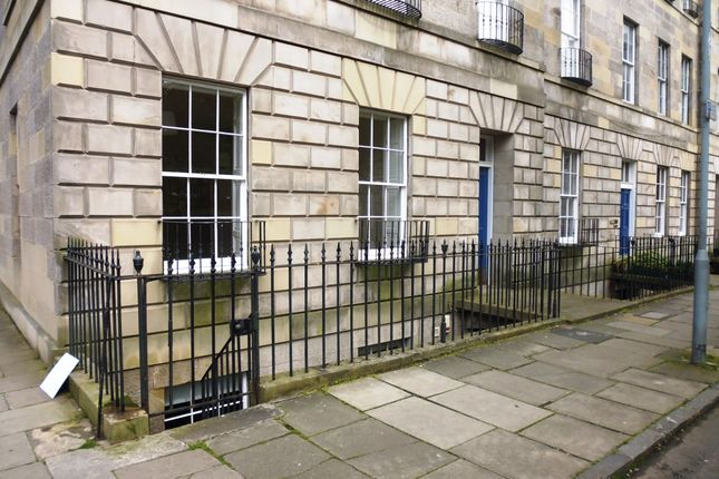 Thumbnail Flat to rent in Gayfield Square, Edinburgh