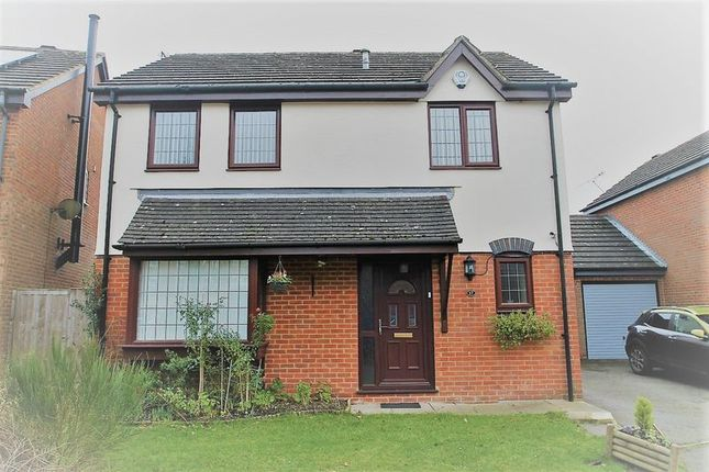 Thumbnail Detached house to rent in Chiltern Ridge, Ibstone Road, Stokenchurch, High Wycombe