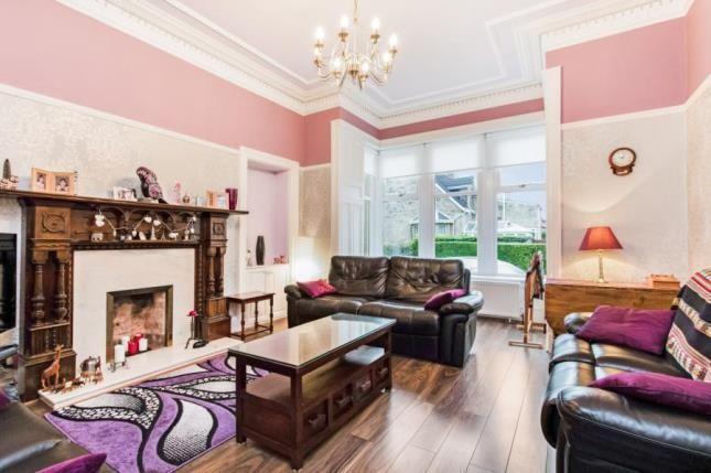 Living Room of Buchanan Drive, Cambuslang, Glasgow, South Lanarkshire G72
