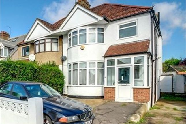 3 bed semi-detached house for sale in Dollis Hill Lane, London