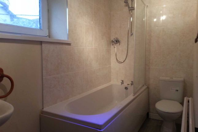 Bathroom of Central Square, Pontypridd CF37