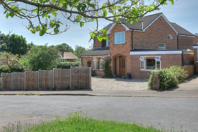 Thumbnail Detached house for sale in Marston Lane, Norwich