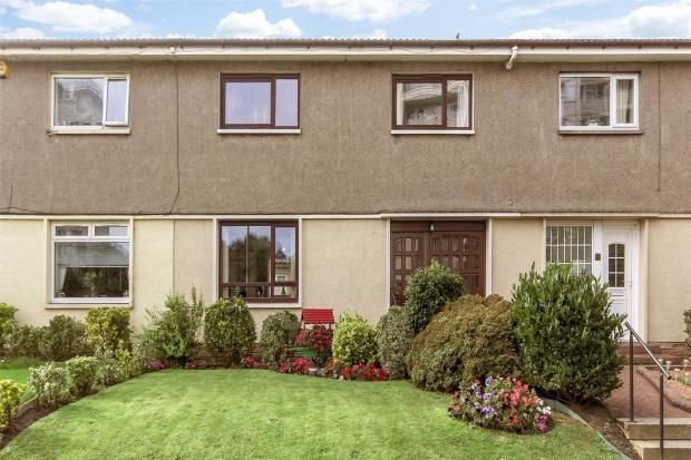 Thumbnail Terraced house for sale in Keal Crescent, Blairdardie, Glasgow